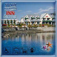 Sidney Waterfront Inn & Suites logo