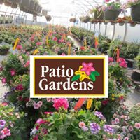 Patio Gardens logo
