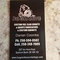 BC Granite logo