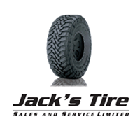 Jack's Tire Sales & Service logo