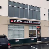 Western Canada Fire Protection logo