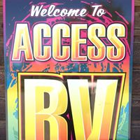Access RV Parts & Service logo
