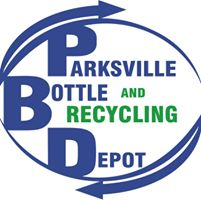 Parksville Bottle & Recycling Depot logo