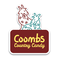 Coombs Country Candy logo
