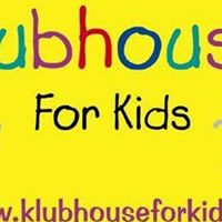 Klubhouse For Kids logo