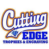 Cutting Edge Trophies & Engraving logo