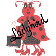 Ladybird Engraving & Web Creations Ltd logo