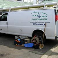 Rock Creek Environmental logo