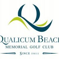 Qualicum Beach Memorial Golf Course logo