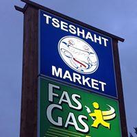 Tseshaht Market logo