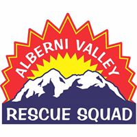 Alberni Valley Rescue Squad logo