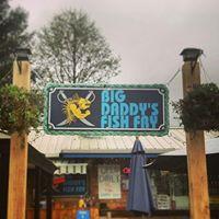 Big Daddy's Fish Fry logo