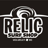 Relic Surf Shop logo