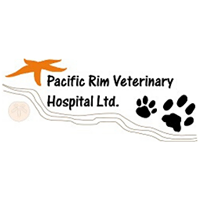 Pacific Rim Veterinary Hospital logo