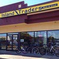 Island Traders New & Used logo
