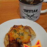 Tofitian Cafe logo