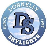 Donnelly Skylights logo