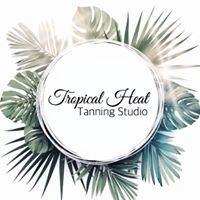 Tropical Heat Tanning Studio logo