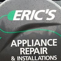 Eric's Appliance Repair logo