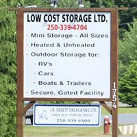 Low Cost Storage Ltd logo