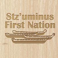 Stz'uminus First Nation logo