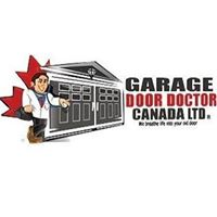 Garage Door Doctor Canada Ltd logo