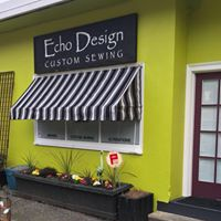 Echo Design Custom Sewing logo