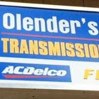 Olender's Auto Care Centre Ltd logo
