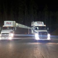 DCT Chambers Trucking logo
