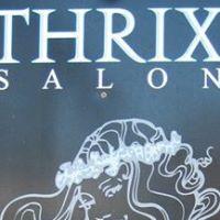 Thrixx Salon logo
