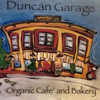 Duncan Garage Cafe & Bakery logo