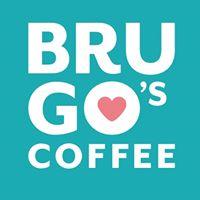 Bru-Go's Coffee logo
