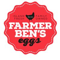 Farmer Ben's Eggs logo