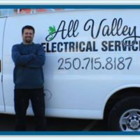 All Valley Electrical Services logo