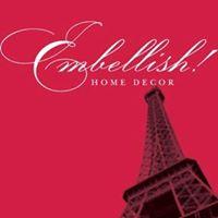 Embellish Home Decor logo