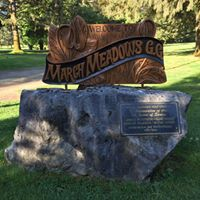 March Meadows Golf Club logo