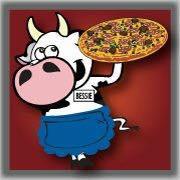 Moo's Pizza logo