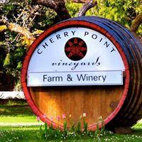 Cherry Point Estate Wines logo