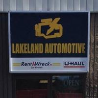 Lakeland Automotive logo