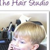 The Hair Studio logo