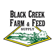 Black Creek Farm & Feed Supply logo