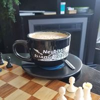 Nesbitts Island Coffee logo