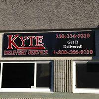 Kyte Delivery Service logo