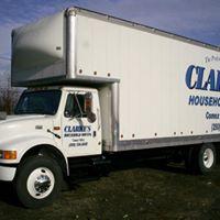 Clarke's Household Moving logo