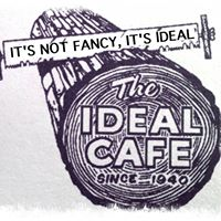 Ideal Cafe logo