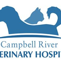 Campbell River Veterinary Hospital logo