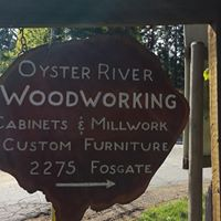 Oyster River Woodworking logo