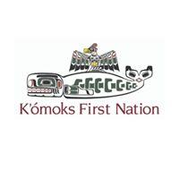 Komoks First Nation logo
