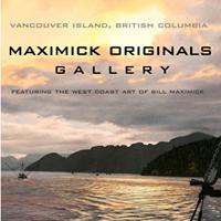 Maximick Originals logo