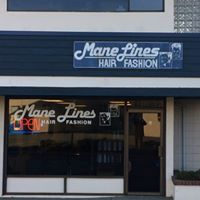 Mane Lines Hair Fashion logo